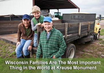 Krause Monument Company of Wisconsin: Cemetery Gravestones