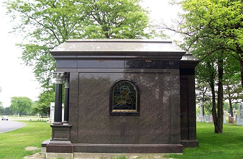 How mausoleums are designed and built Mausoleum design